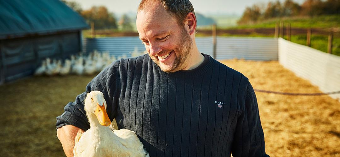 Anka från Viking fågel – råvara på Nobelmiddagen!