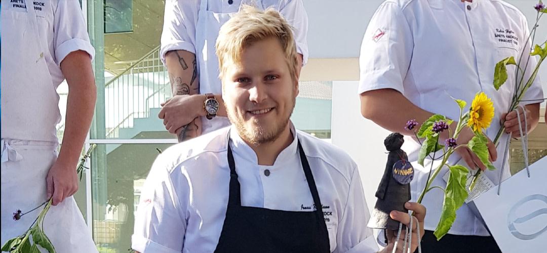 Vinnare av årets EKO-kock