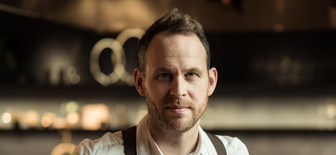 Svenska Björn Frantzén är världens bästa kock