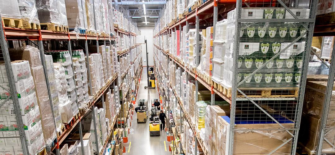Strejken avblåst för Martin & Serveras lager i Enköping samt Grönsakshallen Sorundas lager i Hässleholm