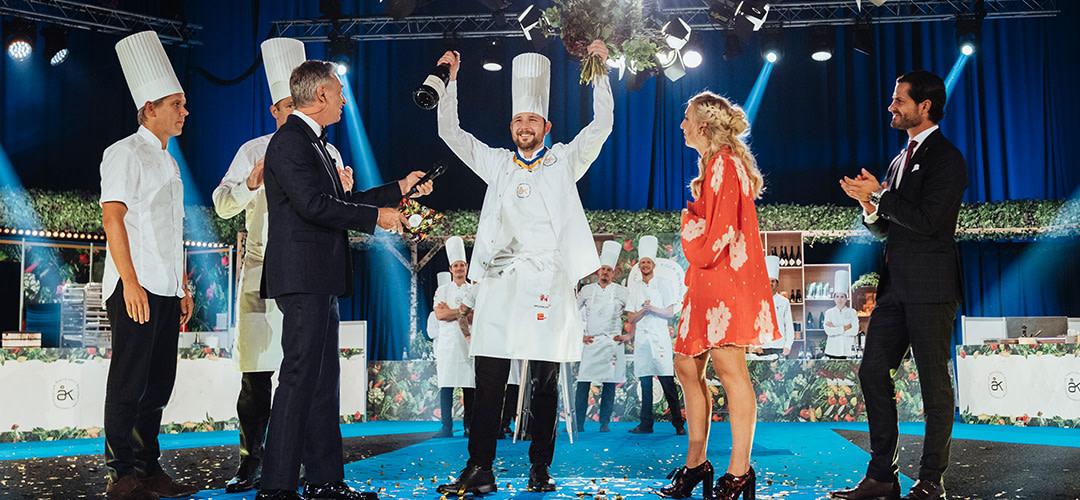 Ludwig Tjörnemo är Årets Kock 2020