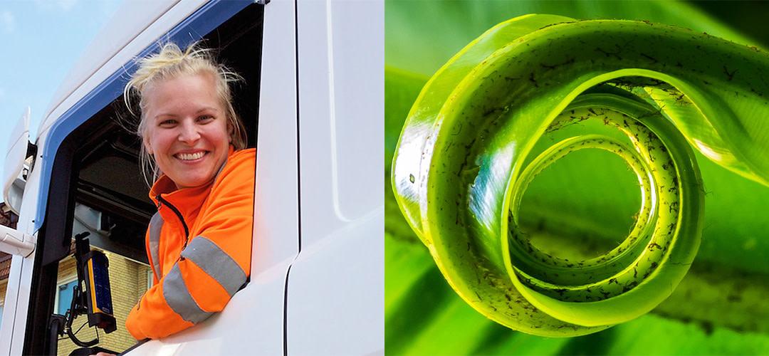 SUEZ – hållbara återvinningstjänster