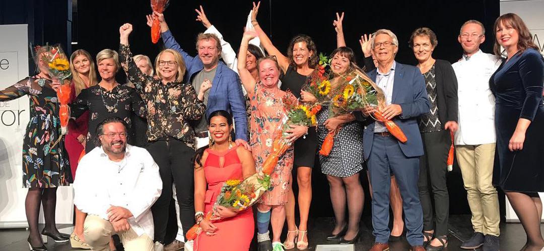 Under tisdagen utsågs Sveriges bästa offentliga måltider