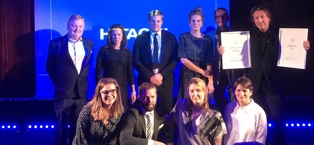 Vinnare i Svenska Gastronomipriset 2017